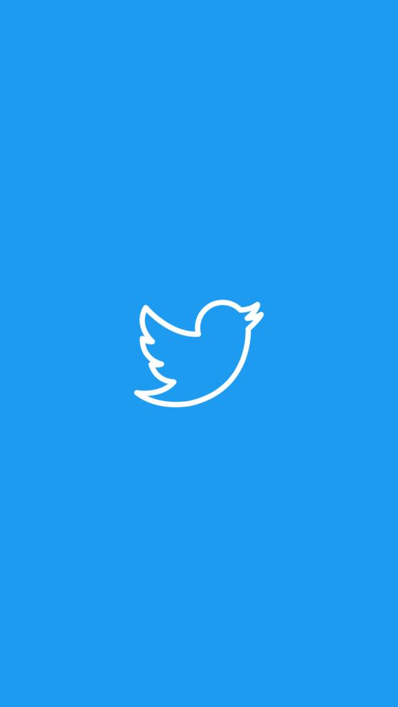 """Imagem com fundo azul composta por ícone do Twitter e lettering """"Tendências do Twitteer no Brasil""""."""
